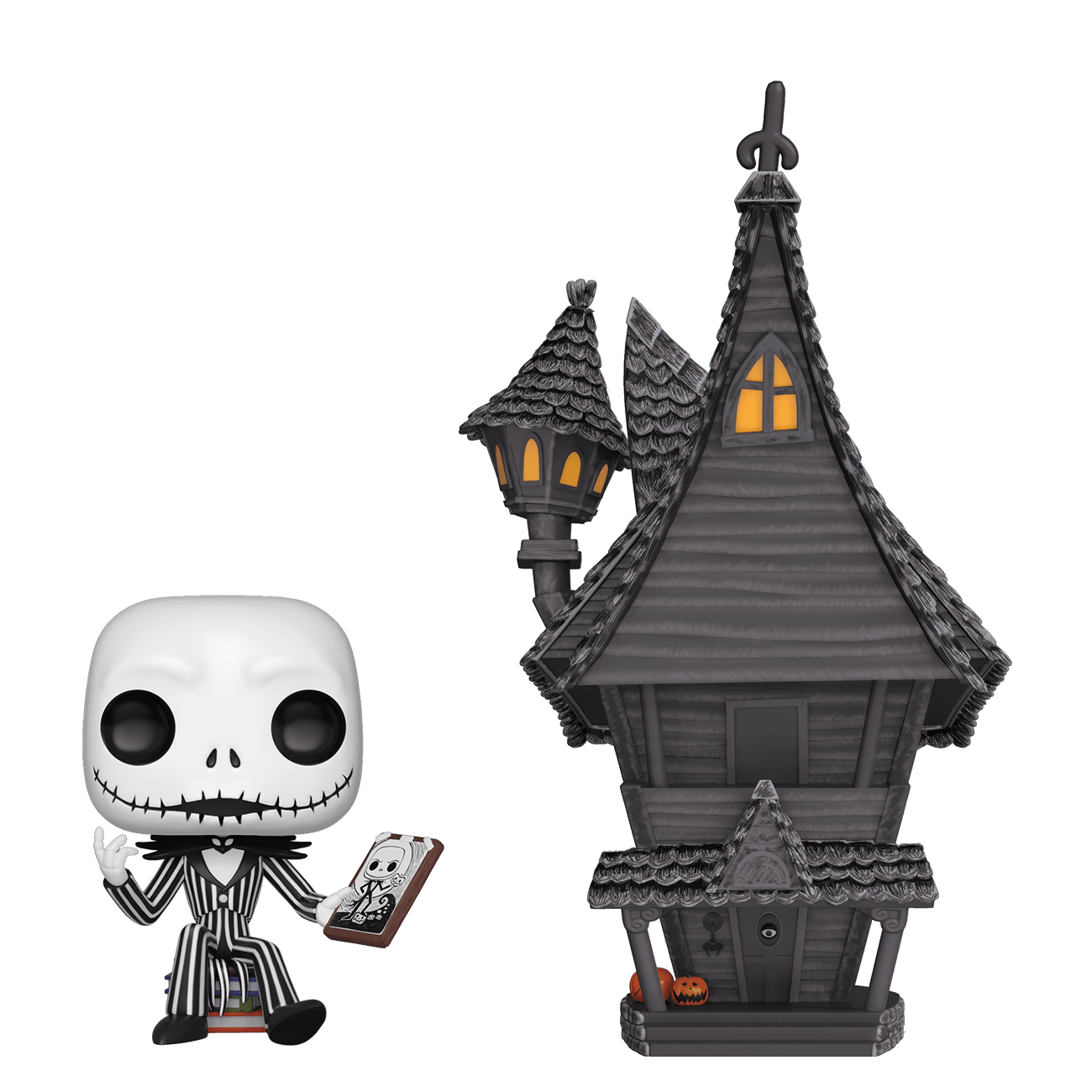 Nightmare Before Christmas Houses.Coming Soon Nightmare Before Christmas Pen Toppers Pop