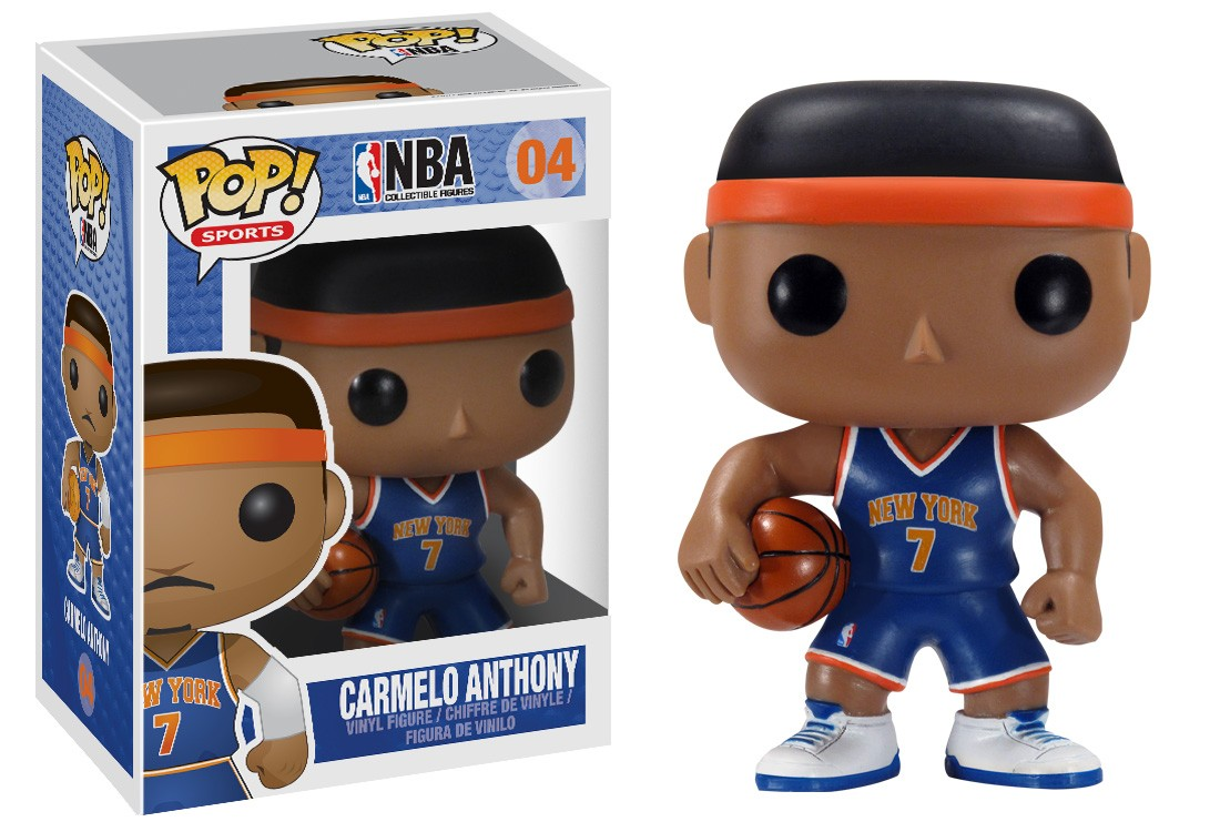 finest selection e63f8 95216 Carmelo Anthony | Catalog | Funko - Everyone is a fan of ...