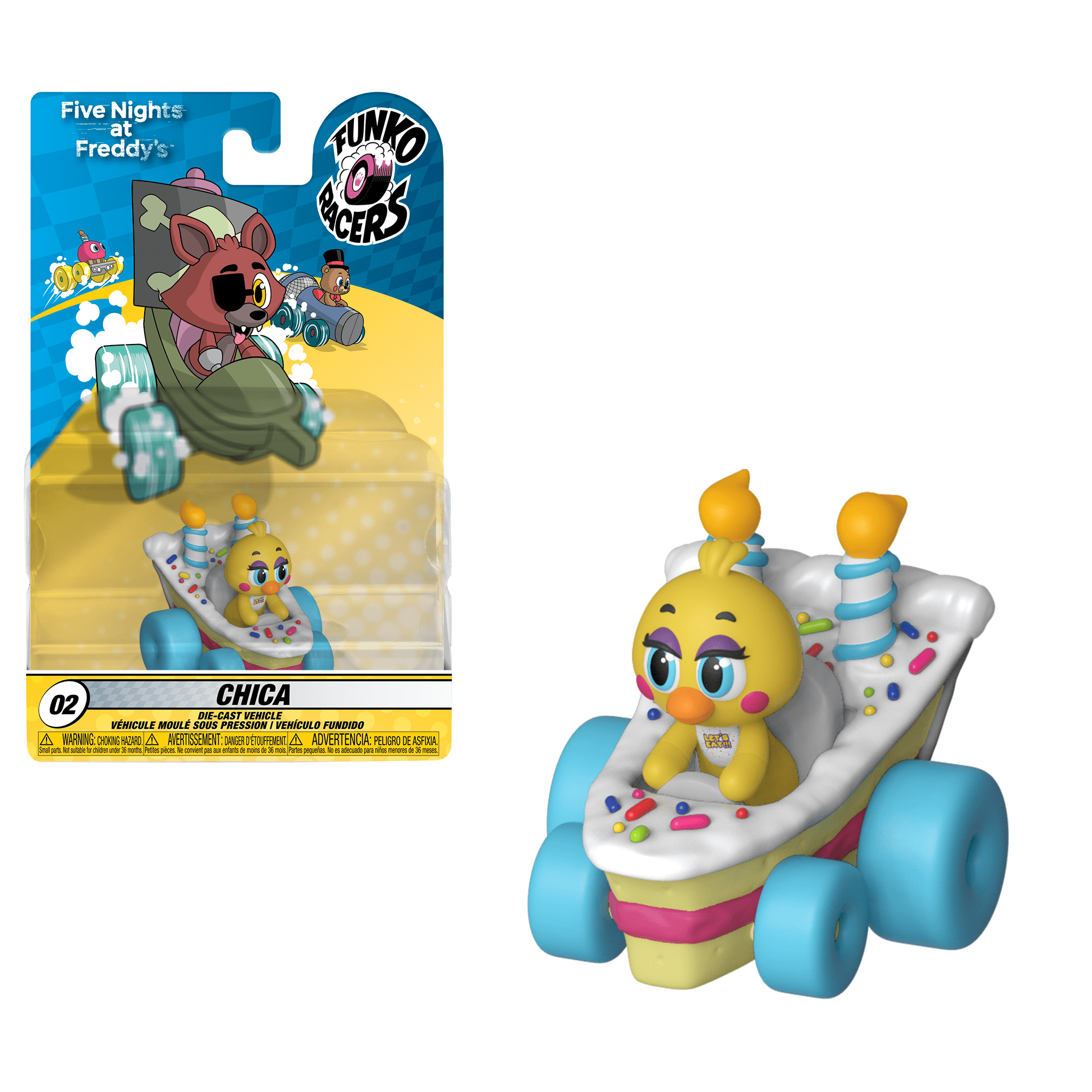 5 Nights At Freddy's Chica chica the chicken   catalog   funko - everyone is a fan of