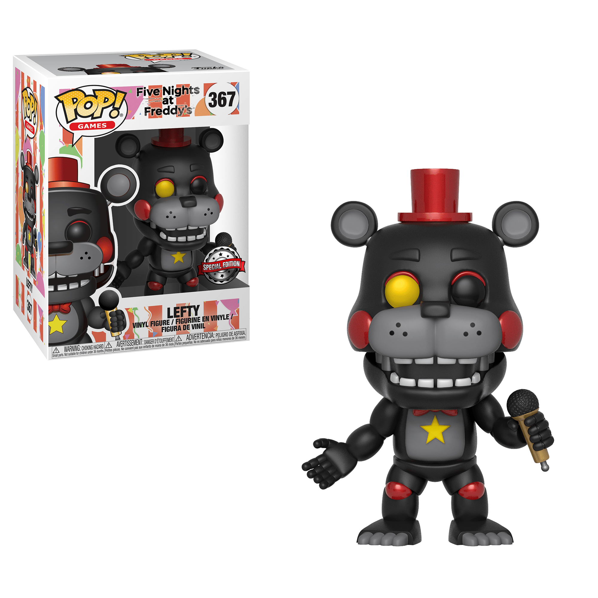 Lefty | Catalog | Funko - Everyone is a fan of something
