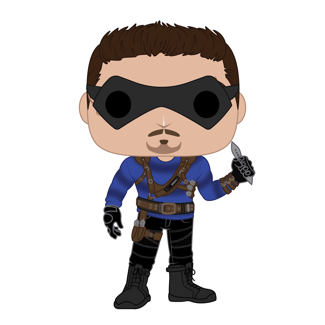 Umbrella Academy Diego Funko Pop