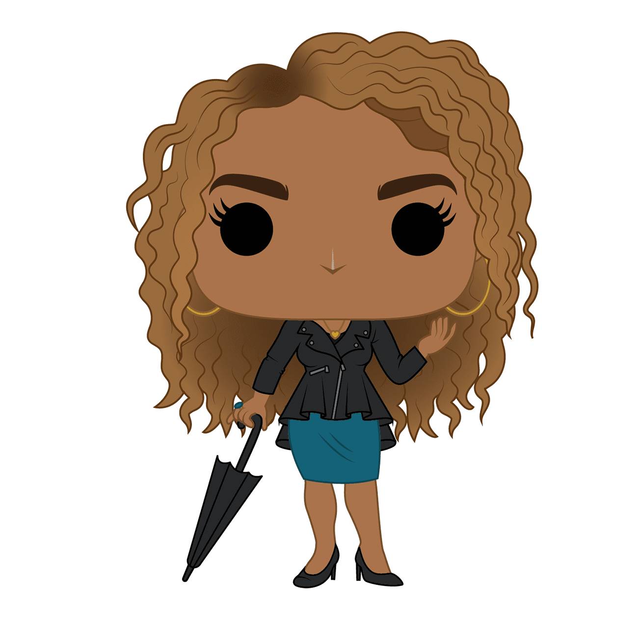 Umbrella Academy Allison Funko Pop