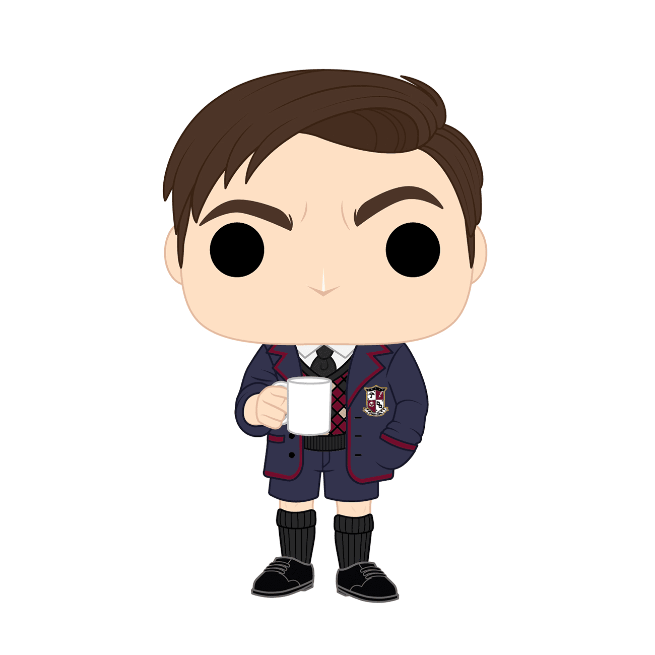 Umbrella Academy Number Five Funko Pop