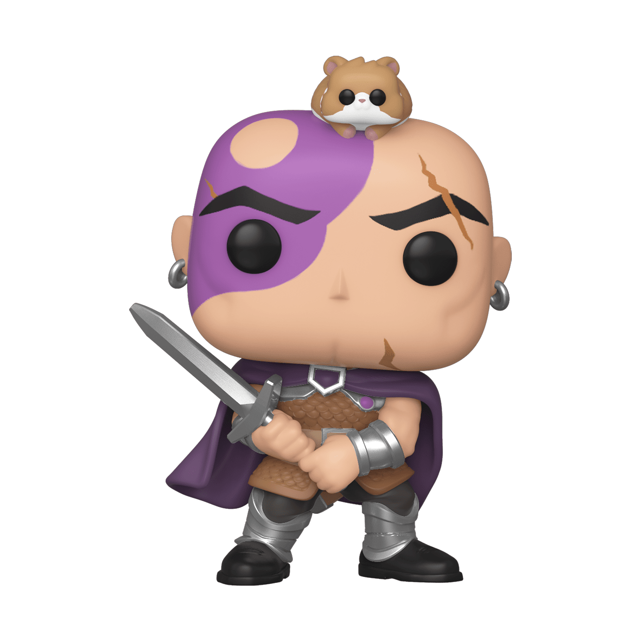 Minsc and Boo Funko Pop