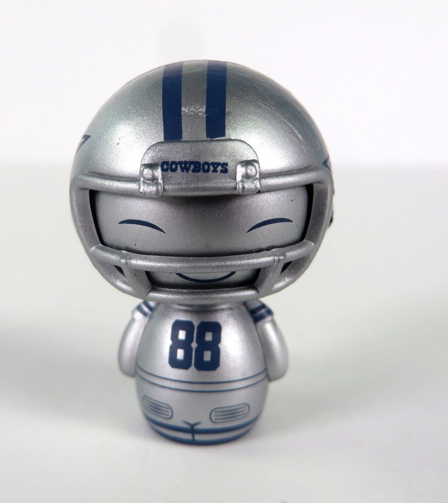 Dez Bryant Silver Catalog Funko Everyone Is A Fan Of