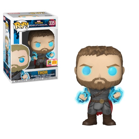 Thor Odin Force Sdcc Catalog Funko Everyone Is A Fan Of