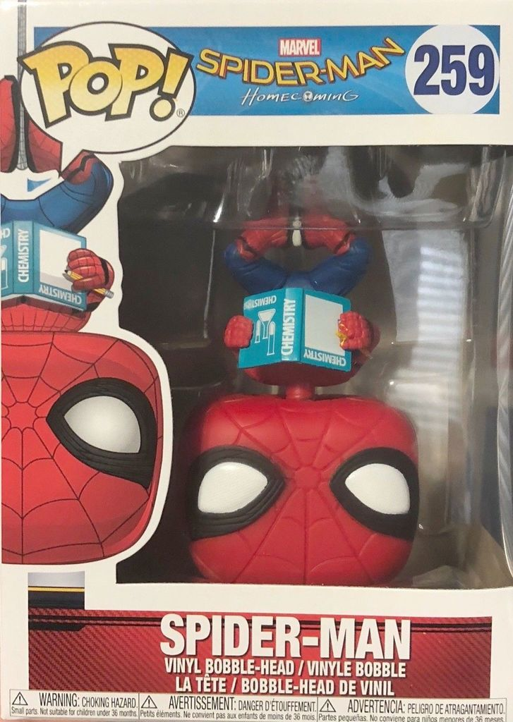 Spider-Man (Upside Down) | Catalog | Funko - Everyone is a